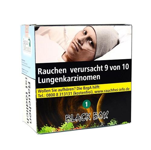 Aqua Mentha, Black Box