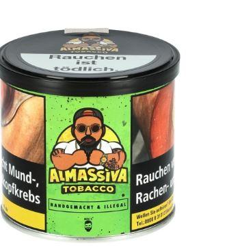 Al Massiva Tabak, Handgemacht & illegal